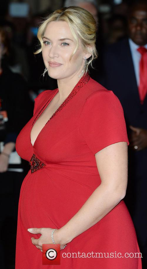 Kate Winslet at the 'Labor Day' premiere at BFI London Film Festival
