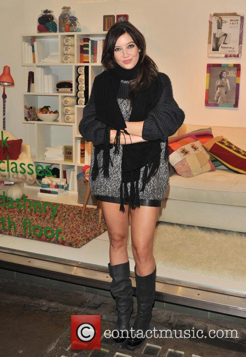 Daisy Lowe launches 'Knit Nation' wool campaign