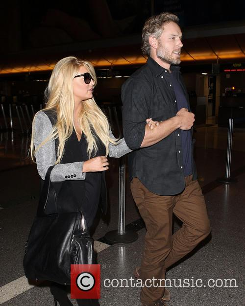 Jessica Simpson and Eric Johnson 4