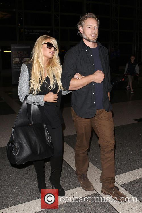 Jessica Simpson and Eric Johnson 8