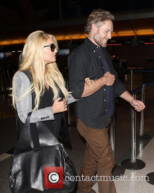 Jessica Simpson and Eric Johnson 10