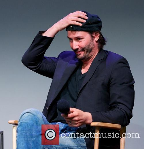 Keanu Reeves, Apple Store