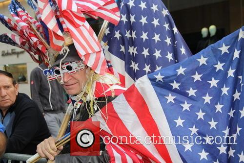The and Annual Columbus Day Parade 3