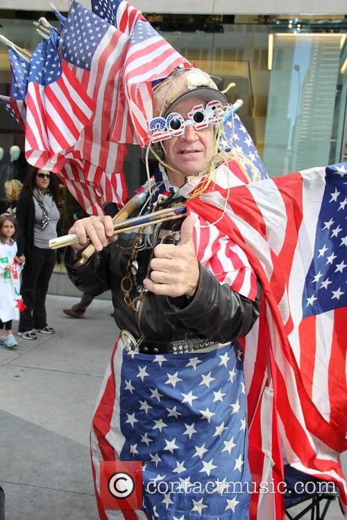 The and Annual Columbus Day Parade 6