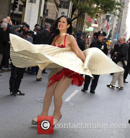 The and Annual Columbus Day Parade 10