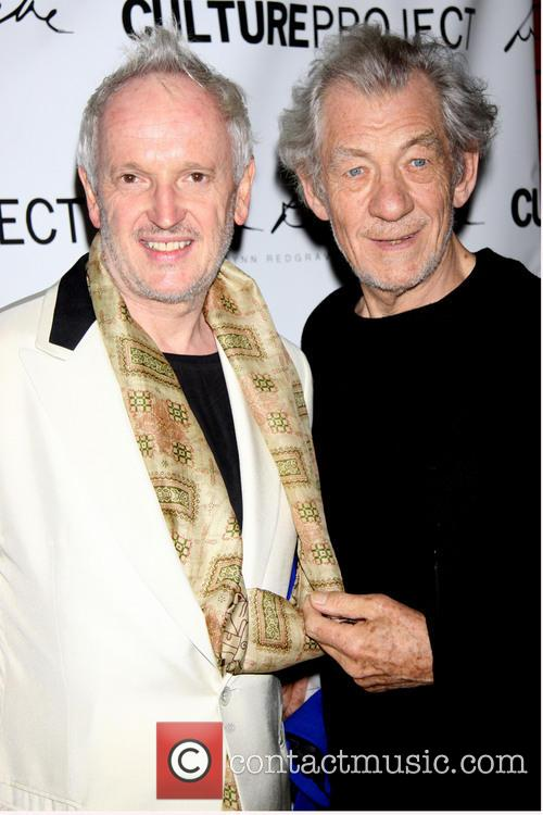 Sean Mathias and Ian Mckellen 2