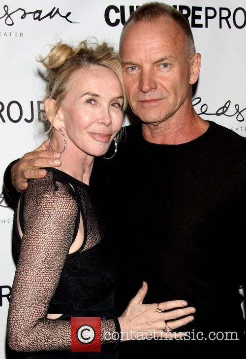 trudie styler sting gordon sumner opening night after party 3905804