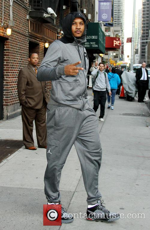 Carmelo Anthony 4