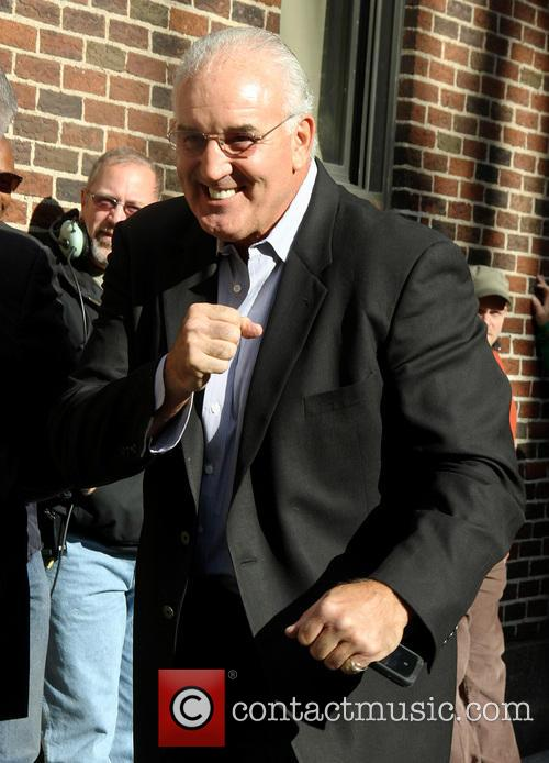 David Letterman and Gerry Cooney 7