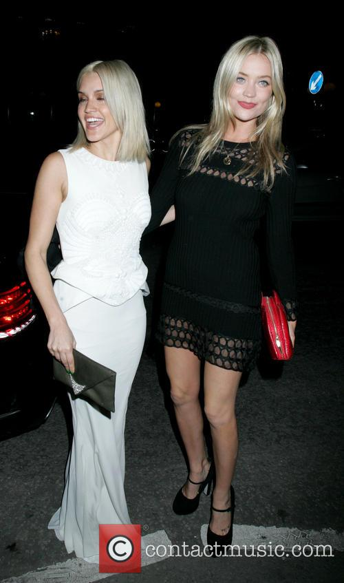 Ashley Roberts and Laura Whitmore 1