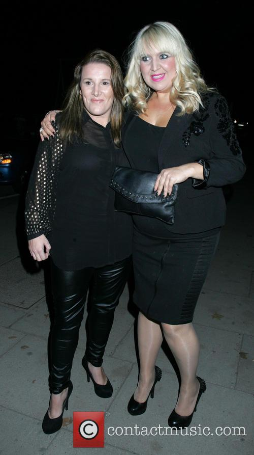Sam Bailey and Shelley Smith 2