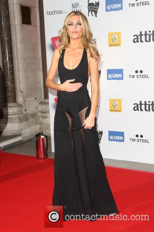 Abbey Clancy and Abigail Clancy 9
