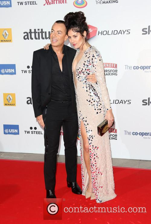 Eliza Doolittle and Julien Macdonald 7