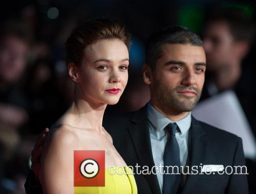 Carey Mulligan and Oscar Isaac 3
