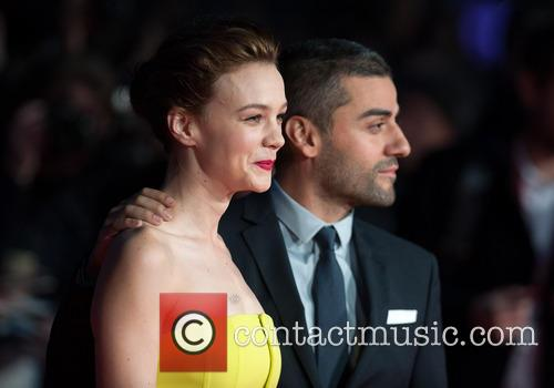 Carey Mulligan and Oscar Isaac 5