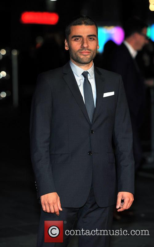 Oscar Isaac, Odeon Leicester Square