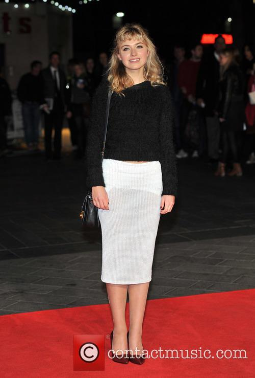 Imogen Poots, Odeon Leicester Square