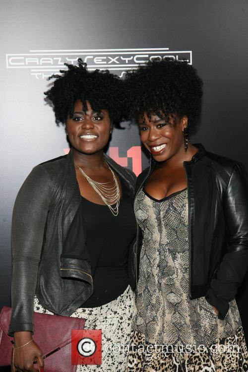Tlc, Danielle Brooks and Uzo Aduba 1