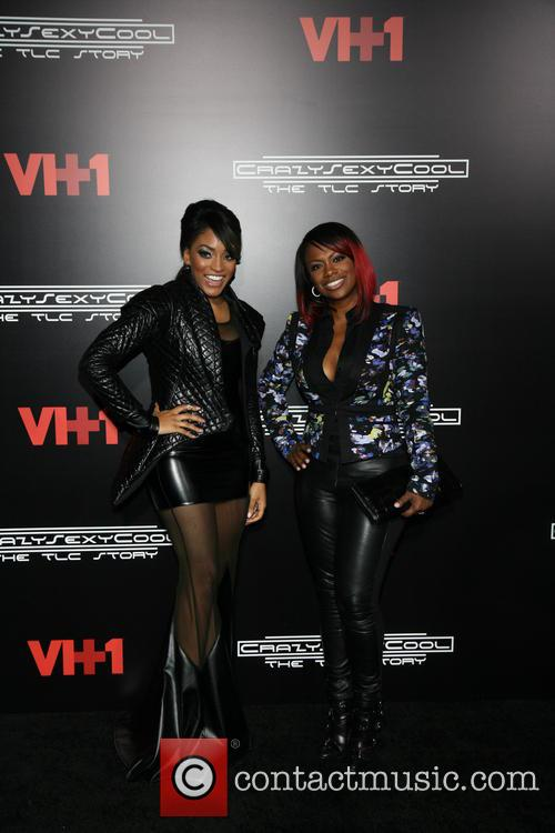 Drew Sidora and Kandi Burruss 9