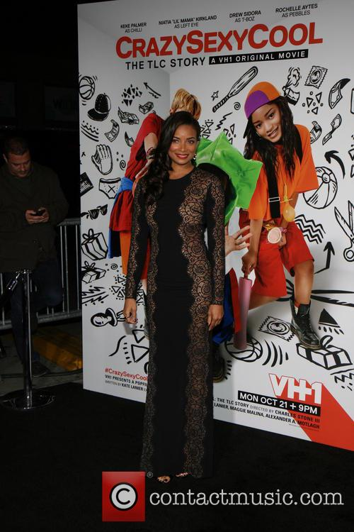 CrazySexyCool The TLC Story Red Carpet Premiere