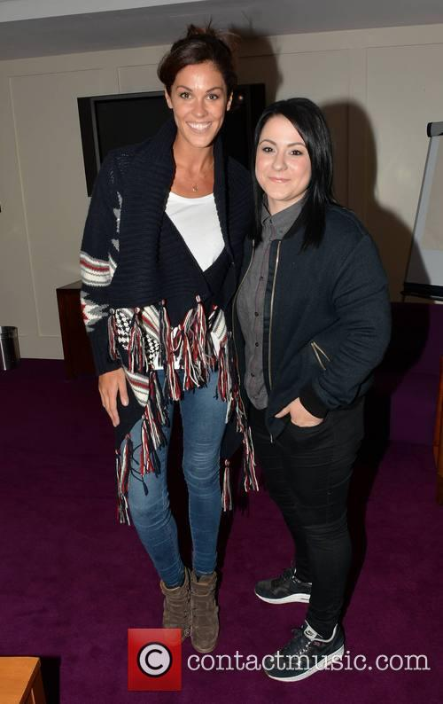 Glenda Gilson and Lucy Spraggan 5