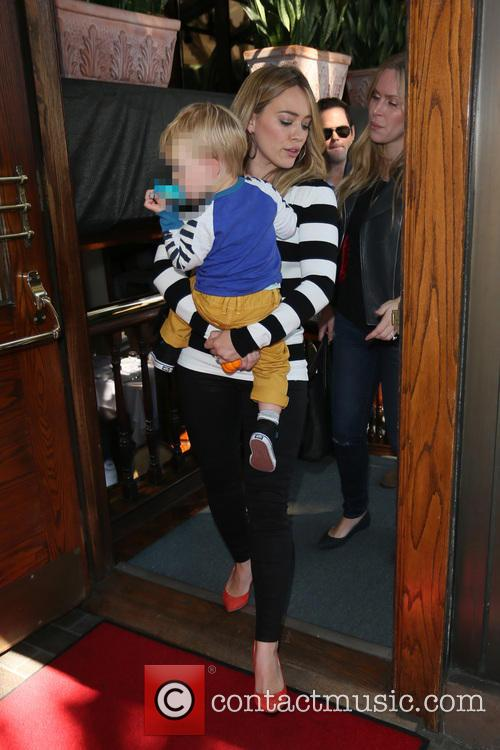 Hilary Duff and Luca Comrie 20