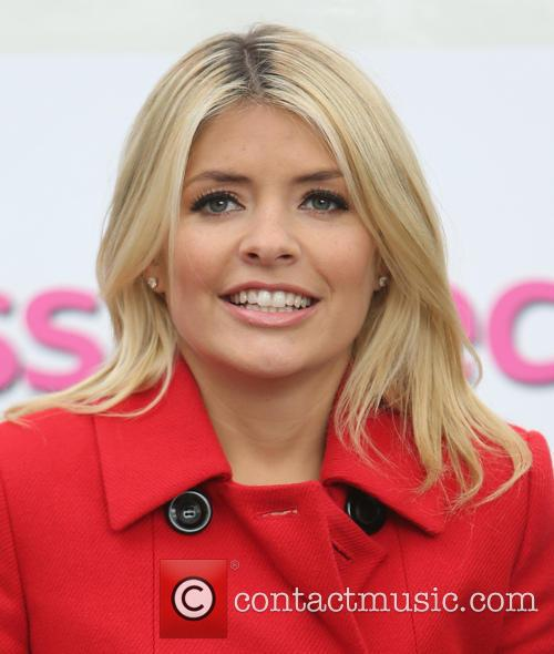 Holly Willoughby 1