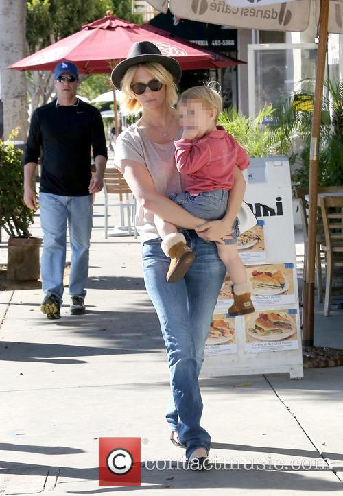 January Jones and Xander Jones 4