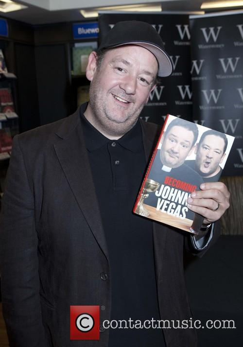 Michael Joseph Pennington and Johnny Vegas 3