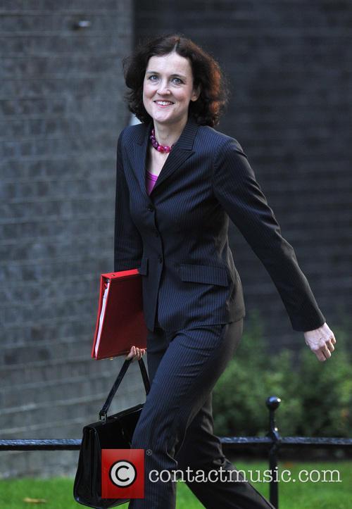 Northern Ireland Secretary Theresa Villiers 2