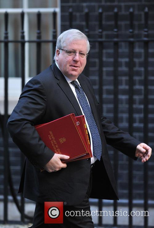 Transport Secretary Patrick Mcloughlin 10