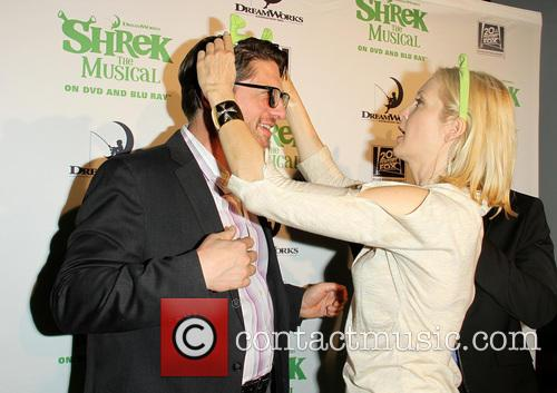 Christopher Sieber and Kelly Rutherford 2