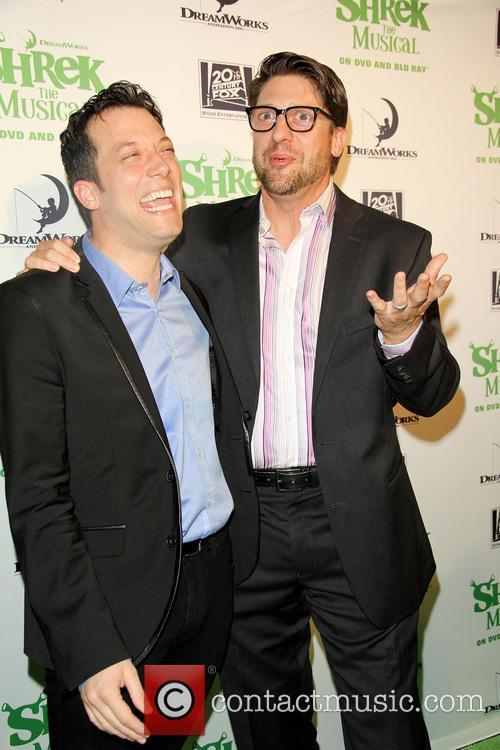 John Tartaglia and Christopher Sieber 2