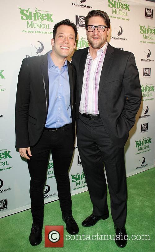 John Tartaglia and Christopher Sieber 3
