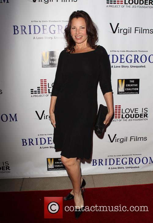 fran drescher bridegroom los angeles premiere 3908650