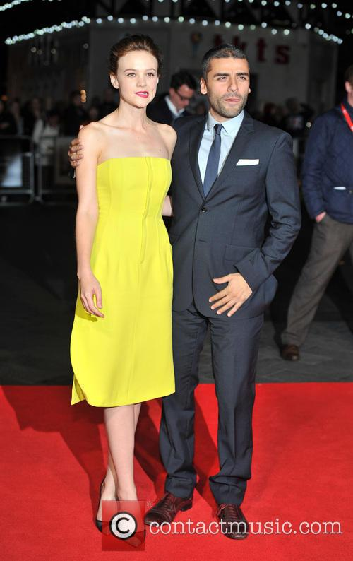 Carey Mulligan and Oscar Isaac 2