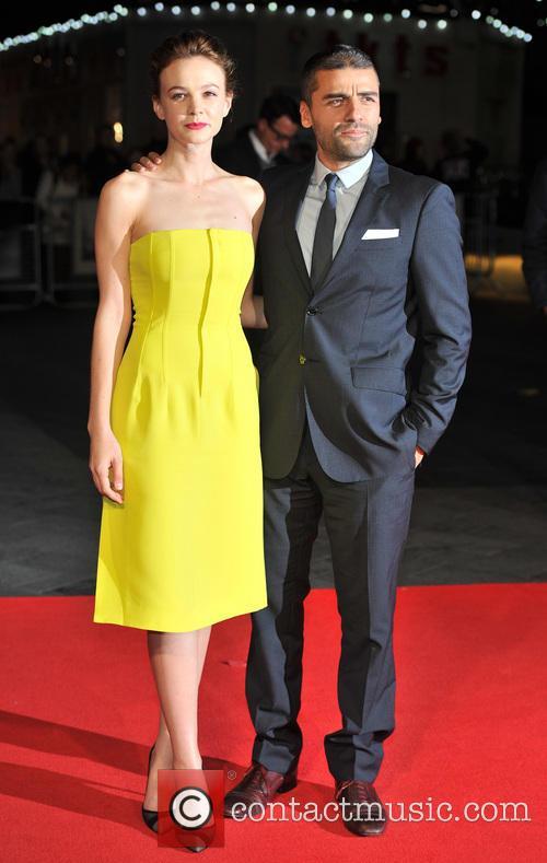 Carey Mulligan and Oscar Isaac 5