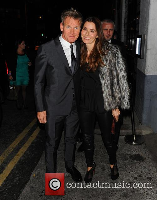 Gordon Ramsay and Tana Ramsay 1