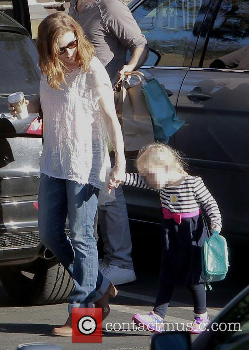 Amy Adams and Aviana Le Gallo 6