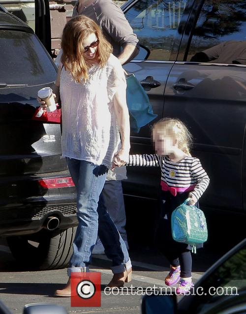 Amy Adams and Aviana Le Gallo 7