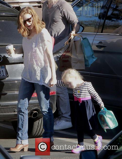 Amy Adams and Aviana Le Gallo 8