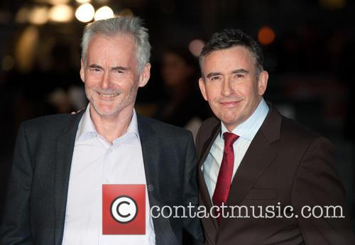 Steve Coogan, Martin Sixsmith, Odeon Leicester Square