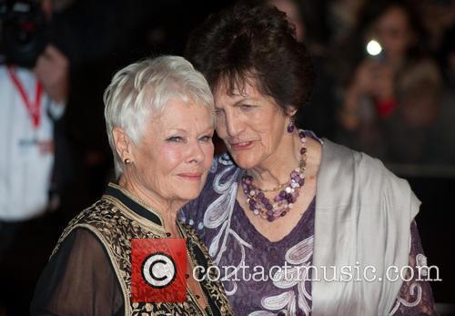 Dame Judi Dench and Philomena Lee 2