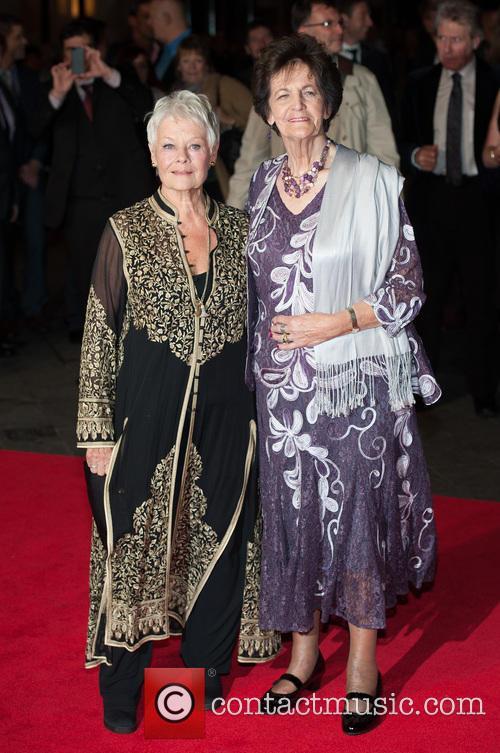Dame Judi Dench and Philomena Lee 3