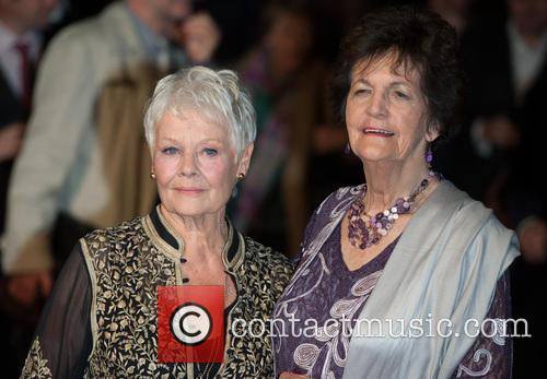 Dame Judi Dench and Philomena Lee