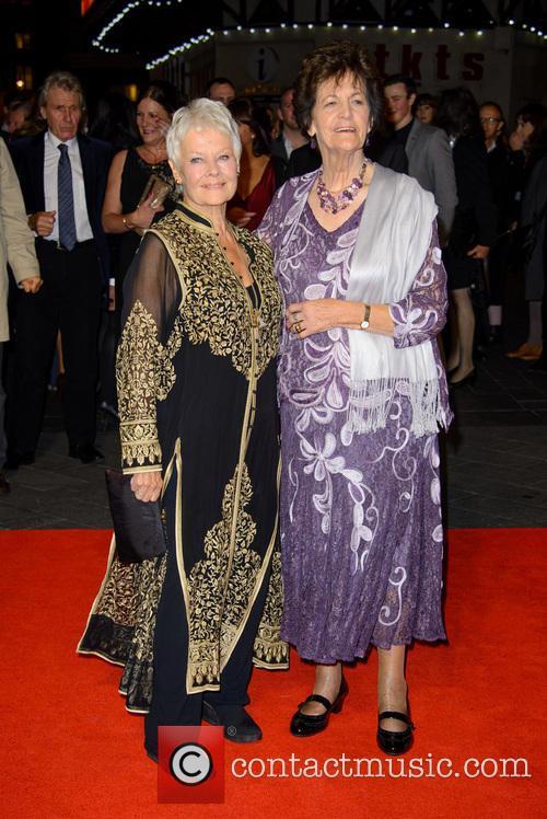Dame Judi Dench and Philomena Lee 4