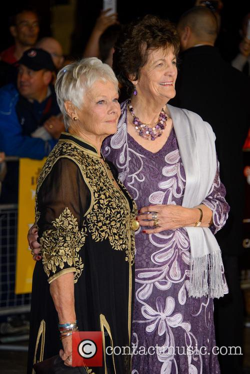 Dame Judi Dench and Philomena Lee 5