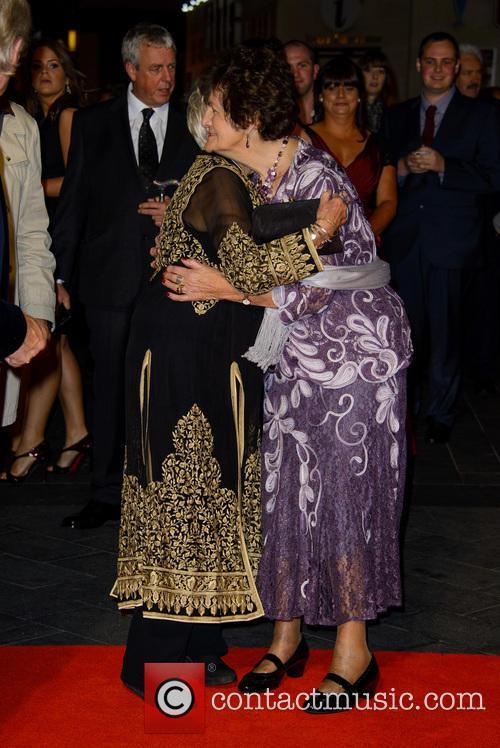 Dame Judi Dench and Philomena Lee 6