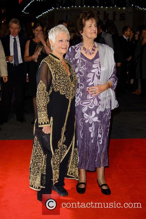 Dame Judi Dench and Philomena Lee 8