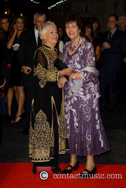 Dame Judi Dench and Philomena Lee 9